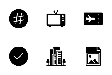 Miscellaneous Objects Icon Pack