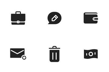 Miscellaneous Solid Icon Pack
