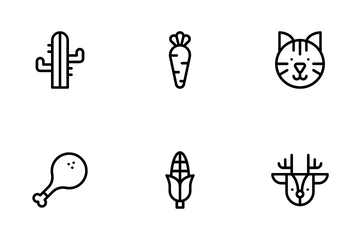 Miscellaneous Vol 7 Icon Pack