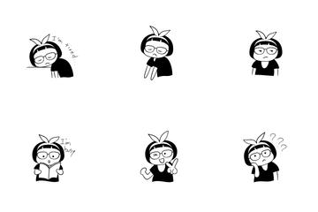 Miumiu Emoji Icon Pack