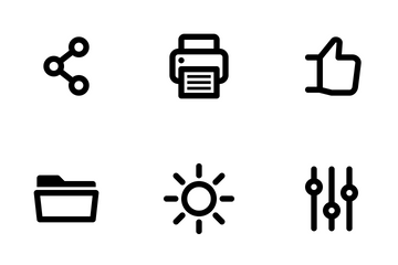 Mix UI Icons Icon Pack