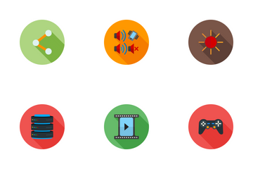 Mobile App Vol 1 Icon Pack