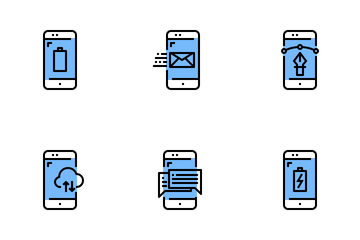 Mobile Application Icon Pack