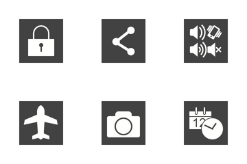 Mobile Apps Vol 1 Icon Pack