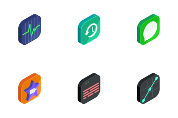 Mobile Apps Vol 2 Icon Pack