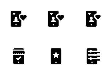 Mobile Device Icon Pack
