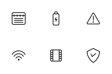 Mobile Interface Vol 1 Icon Pack