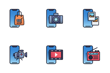 Mobile Icon Pack