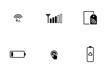 Mobile Notification Icon Pack