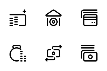Mobile Payment Icon Pack