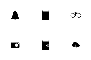 Mobile Phone Apps Icon Pack