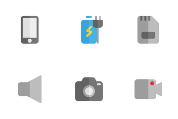 Mobile Ui Vol.2 Icon Pack