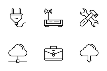 Modern Business Icon Pack