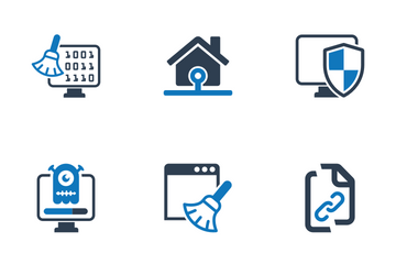 Modern Security Icon Pack