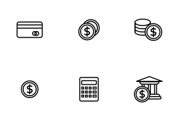 Money Icon Pack