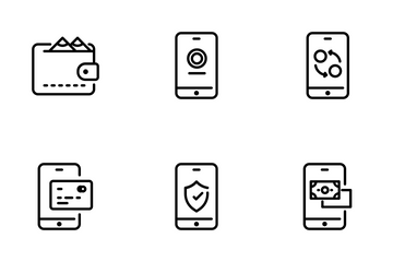 Money And Banking Icon Pack