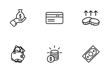 Money & Finance Icon Pack