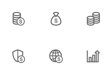 Money & Finance Icon Pack