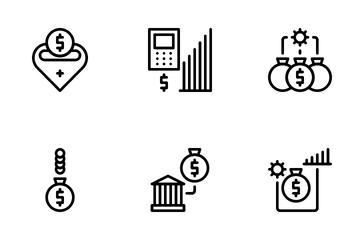 Money Management Icon Pack