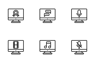 Monitors Icon Pack