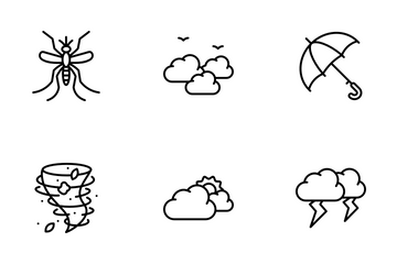 Monsoon Icon Pack