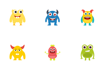 Monster Icon Pack