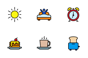 Morning Routine Icon Pack