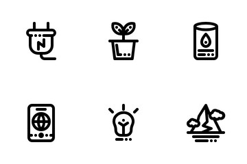 Mother Earth Icon Pack