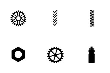 Mountain Bike Icon Pack