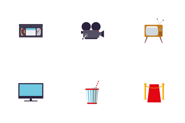 Movies Icon Pack