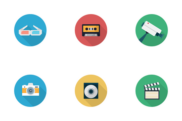 Multimedia Icon Icon Pack