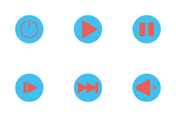 Multimedia Music Icon Pack