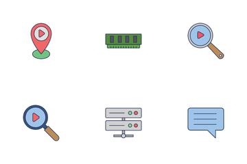 Multimedia Vol 1 Icon Pack