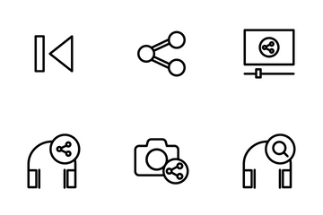 Multimedia Vol - 2 Icon Pack
