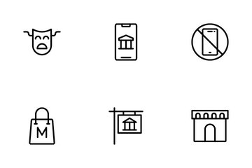 Museum Icon Pack