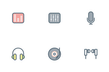 Music Icon Pack