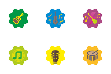 Music And Song  Icon Pack