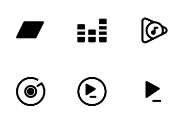 Music App Icon Pack