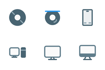 Music Device Icon Pack