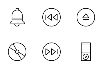 Music Icons Icon Pack