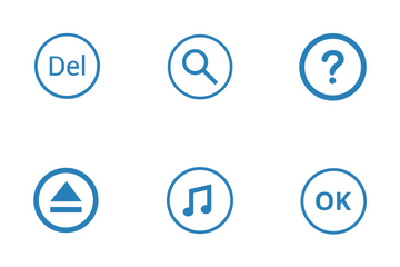 Music Player Function  Icon Pack