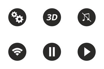 Music Player Operation  Icon Pack