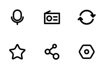 Music Software Icon Pack
