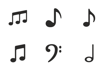 Music Tune  Icon Pack