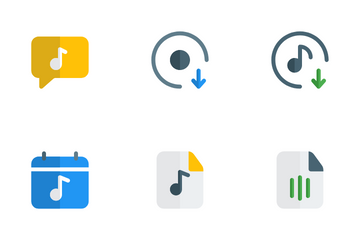 Music Vol 1 Icon Pack