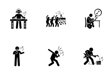 Musician Icon Pack