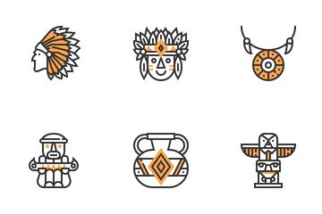 Native America Icon Pack