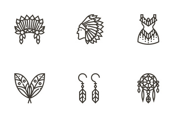 Native American Icon Pack