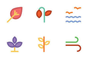 Nature 3 Icon Pack