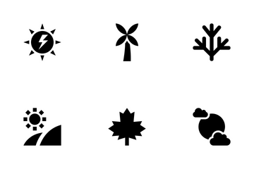 Nature And Ecology Vol 2 Icon Pack